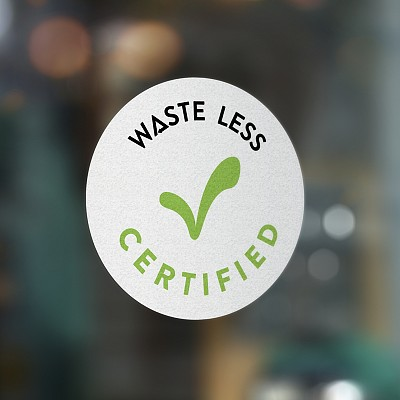 What is Waste Less Certified?